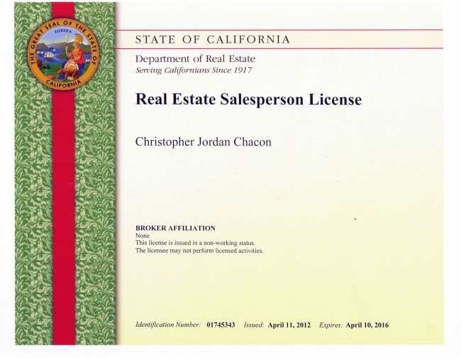 135-Hr. California Salesperson Real Estate Packages