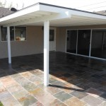 Solid Covered Patio 4