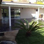 Solid Covered Patio 5
